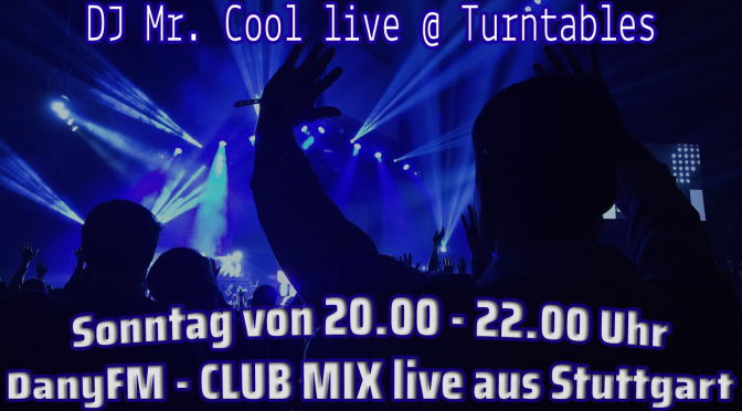 Club mix mit DJ mr cool