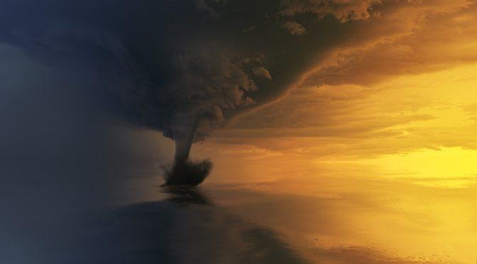 """Hurrikan """"Dorian"""" kommt zu uns"""